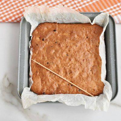 Chocolate Chip Banana Bread Blondies recipe - step 7