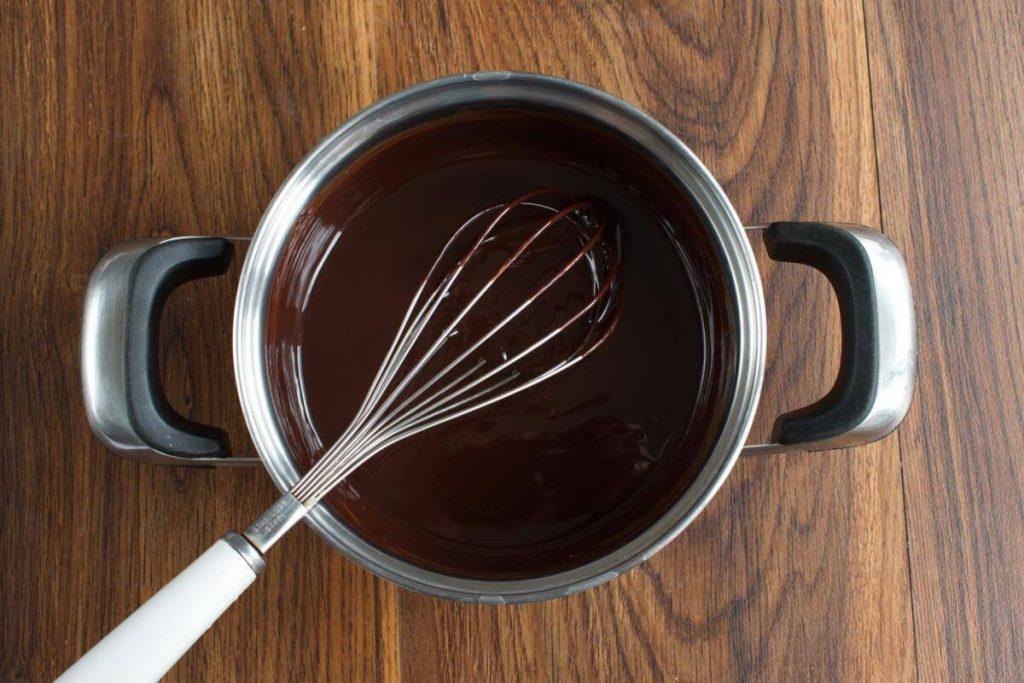 Chocolate Mint Crinkle Cookies recipe - step 3