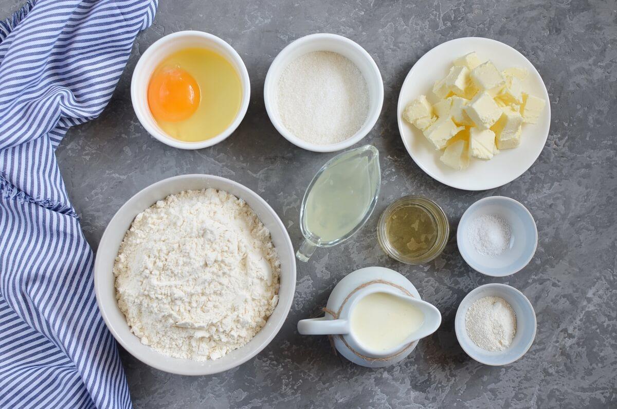 Classic scones with jam & clotted cream Recipe-How To Make Classic scones with jam & clotted cream-Delicious Classic scones with jam & clotted cream