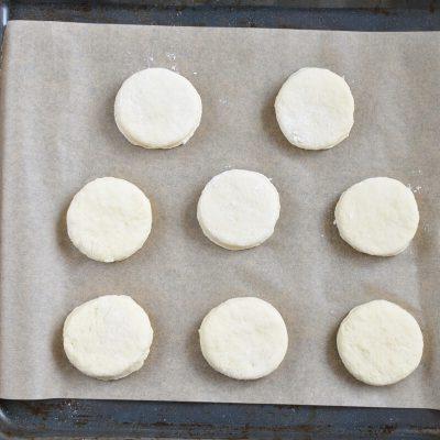 Classic scones with jam & clotted cream recipe - step 8