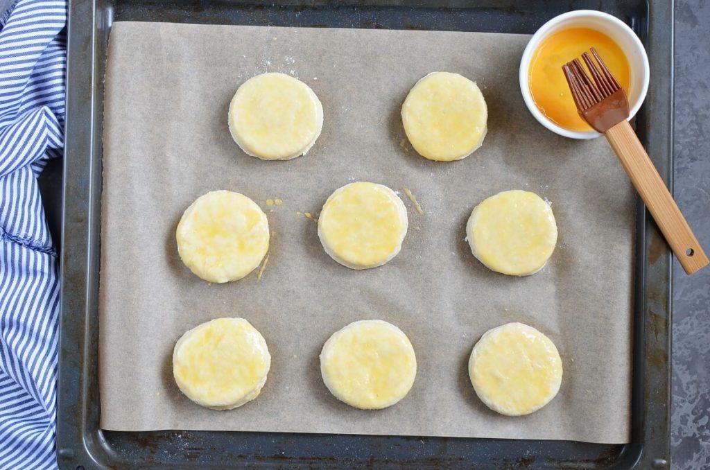 Classic scones with jam & clotted cream recipe - step 9