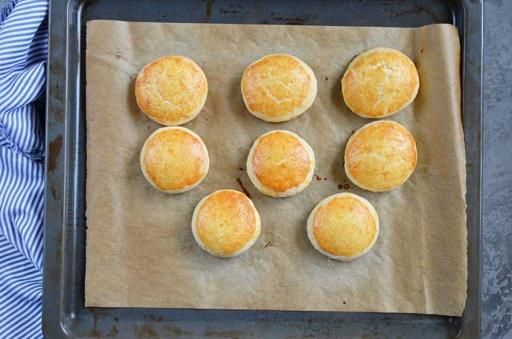 Classic scones with jam & clotted cream recipe - step 10