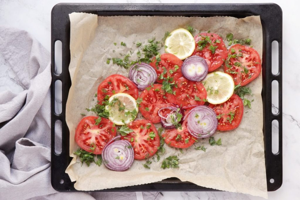 Easy Roasted Whole Trout recipe - step 4