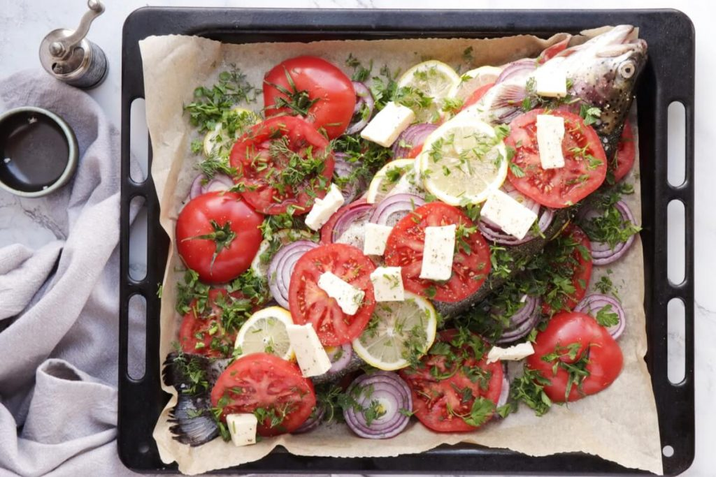Easy Roasted Whole Trout recipe - step 7
