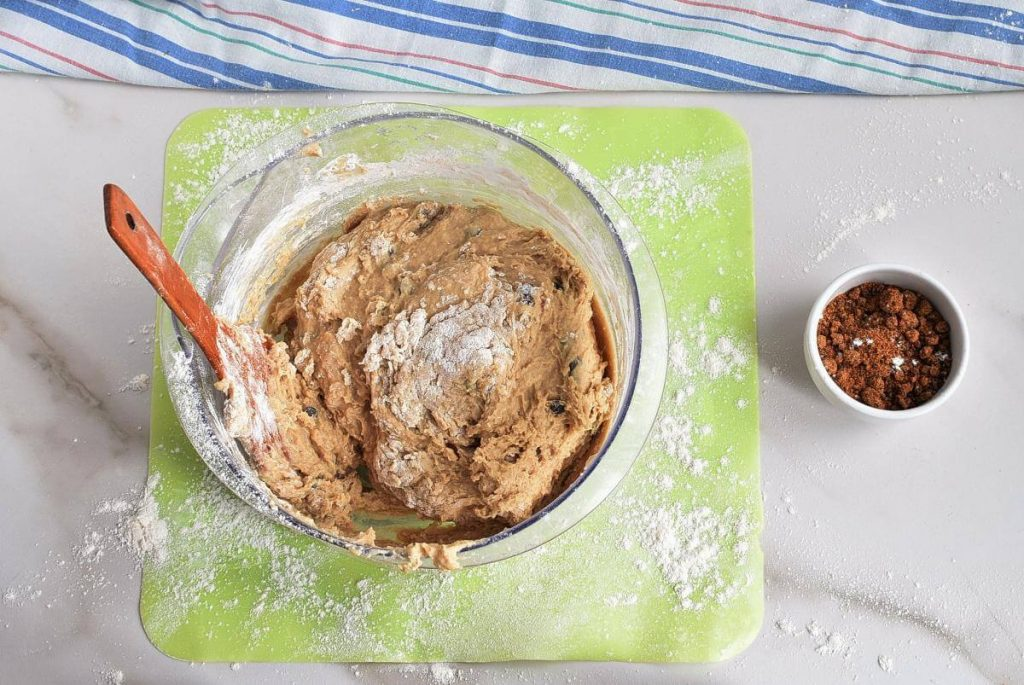 Espresso Chocolate Chip Scones recipe - step 5