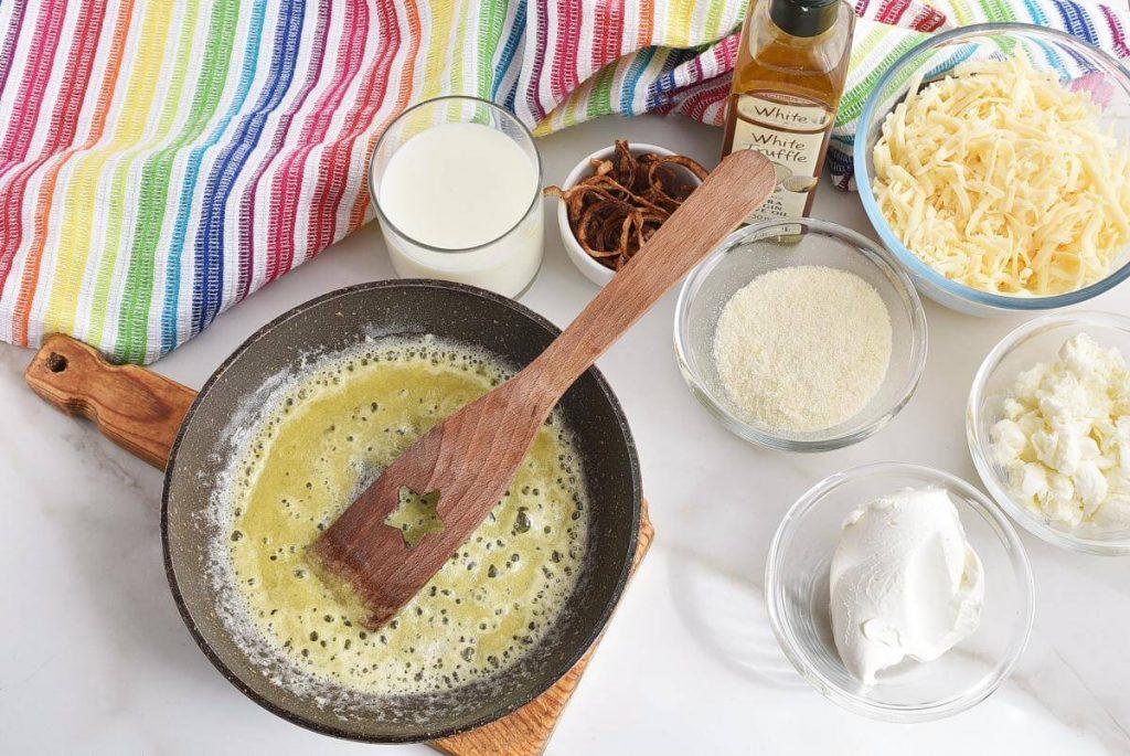 Four-cheese Cauliflower Gratin recipe - step 2