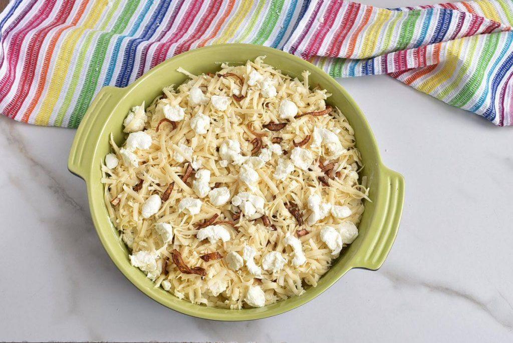 Four-cheese Cauliflower Gratin recipe - step 5