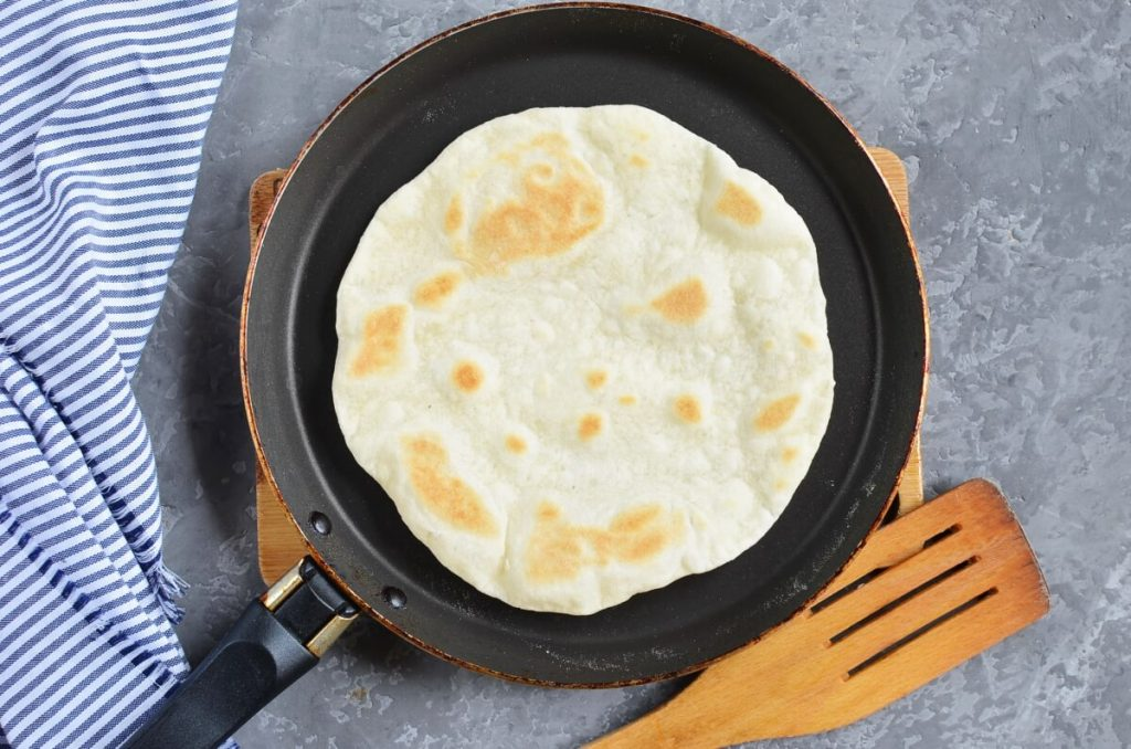 Homemade Flour Tortillas recipe - step 7