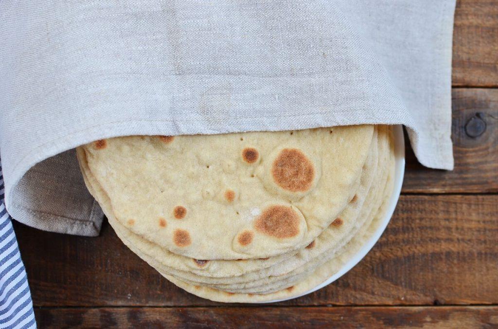 Homemade Pita Bread recipe - step 12