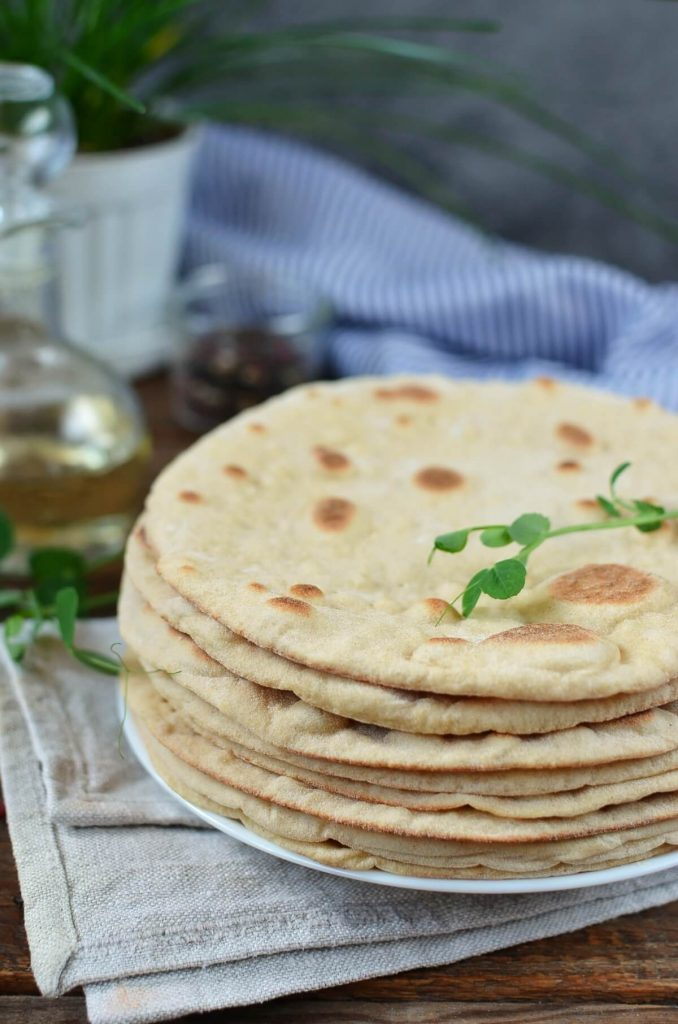 Homemade Pita Bread Recipe Cook Me Recipes