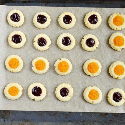 Jam-Filled Thumbprint Cookies recipe - step 8