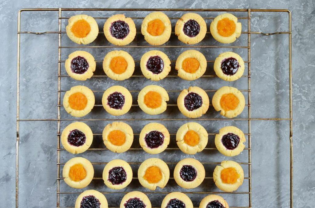 Jam-Filled Thumbprint Cookies recipe - step 9