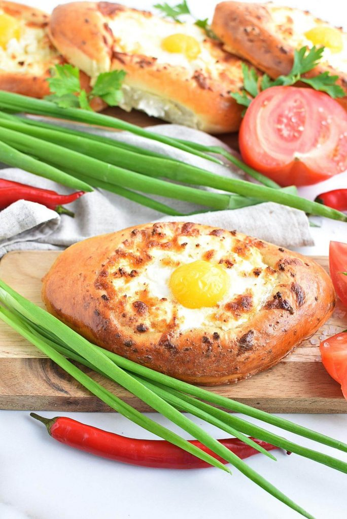 Crusty Bread Bowl with 3 Cheese Filling