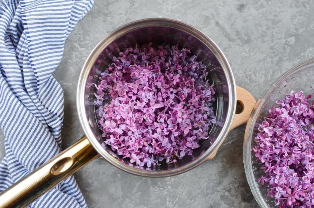 Lilac Shandy recipe - step 2