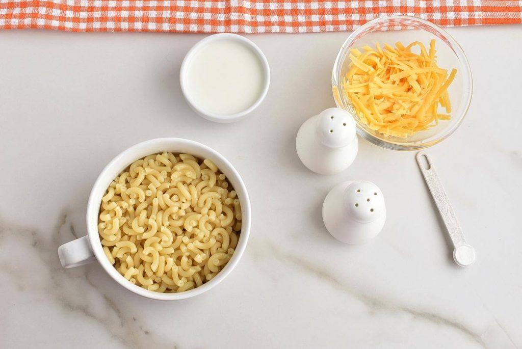 Mac and Cheese in a Mug recipe - step 3