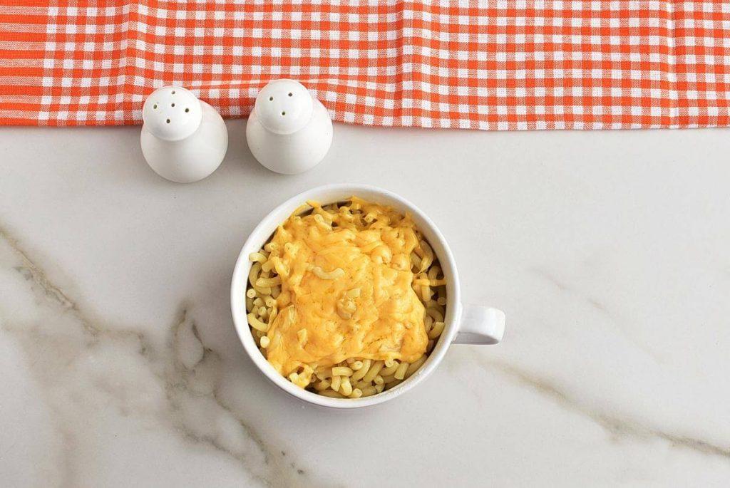 Mac and Cheese in a Mug recipe - step 5