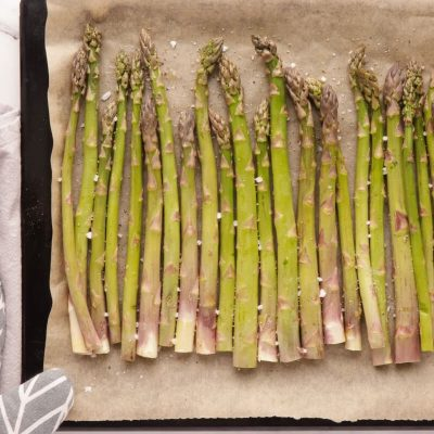 Maple Oven-Roasted Asparagus recipe - step 3