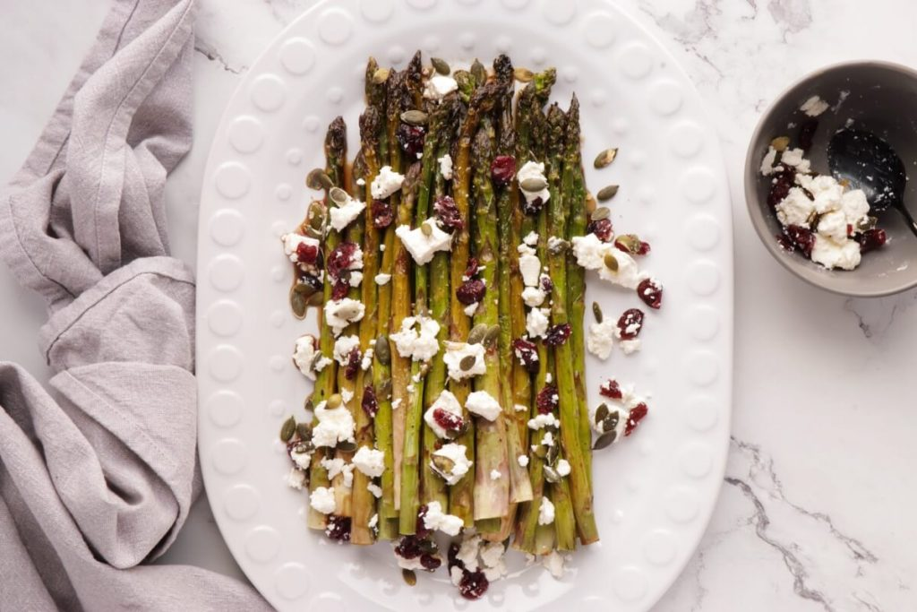 Maple Oven-Roasted Asparagus recipe - step 6