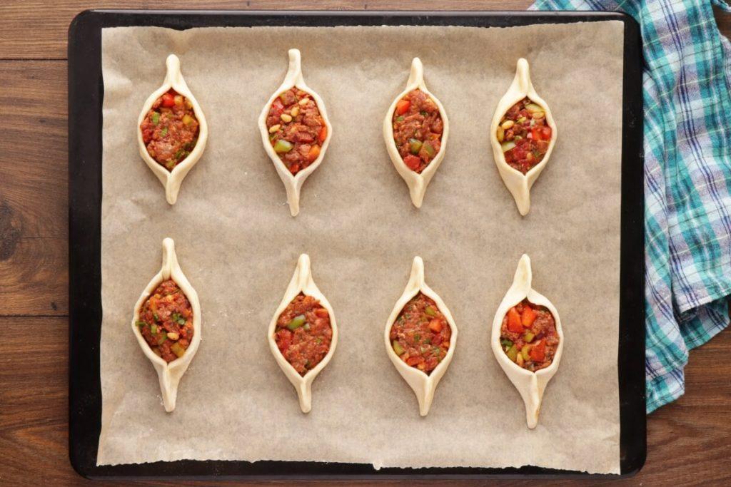 Middle Eastern Dumplings Stuffed with Meat recipe - step 7