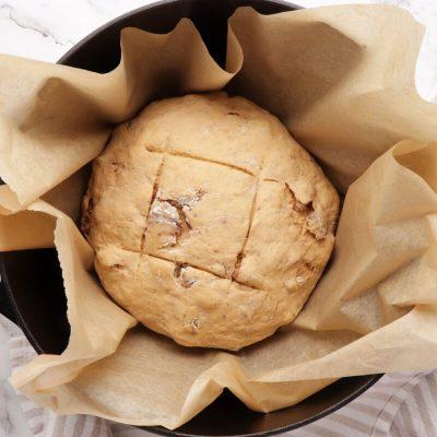 No-Knead Pecan Pumpkin Bread recipe - step 7