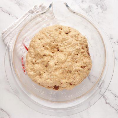 No-Knead Pecan Pumpkin Bread recipe - step 4