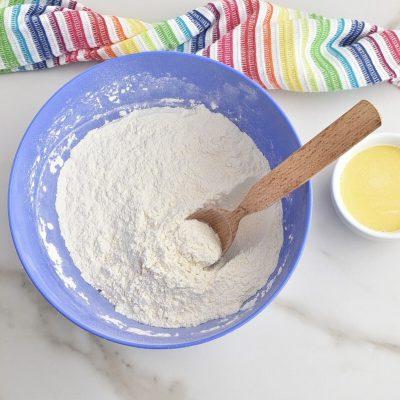 Easy Flatbread (No Yeast) recipe - step 2