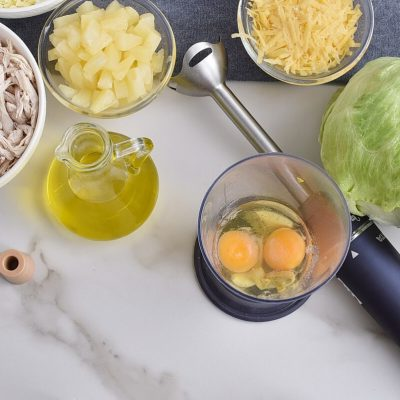 Pineapple Chicken Salad recipe - step 1