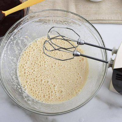 Salted Chocolate & Hazelnut Brownies recipe - step 3