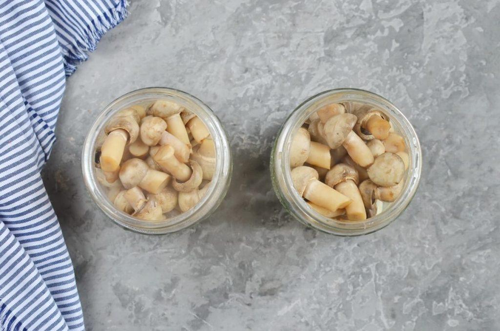 So Easy Pickled Mushrooms recipe - step 7