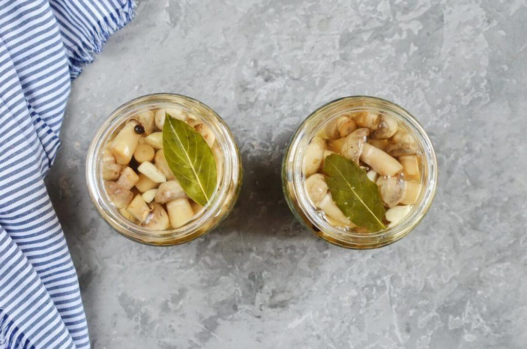 So Easy Pickled Mushrooms recipe - step 8