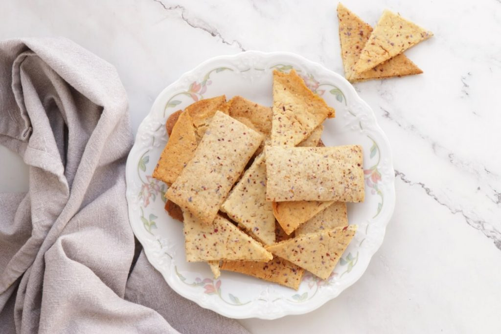 Sourdough Discard Crackers recipe - step 8
