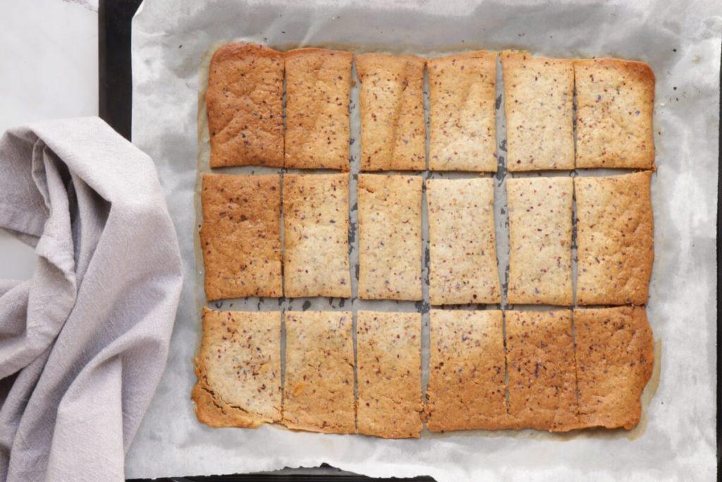 Sourdough Discard Crackers recipe - step 7