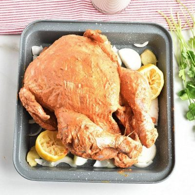 Tandoori Roast Chicken recipe - step 4