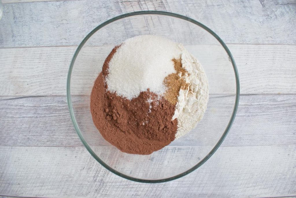 Triple Chocolate Scones Supreme recipe - step 1