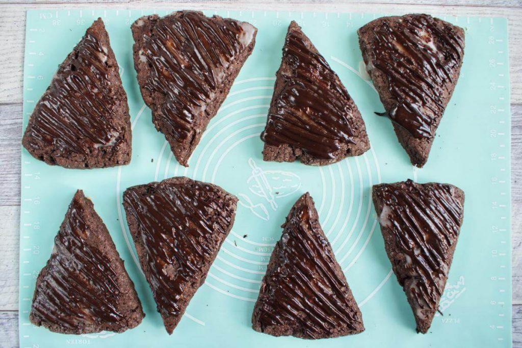 Triple Chocolate Scones Supreme recipe - step 12