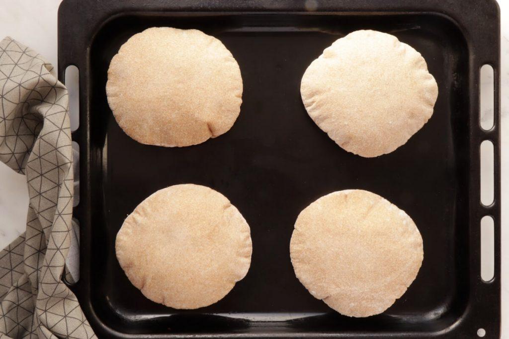 Whole Wheat Pita Bread recipe - step 9