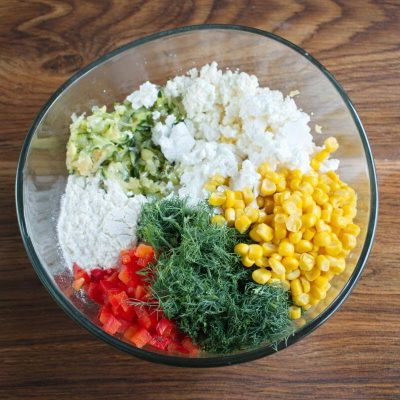 Zucchini, Corn & Egg Casserole recipe - step 5