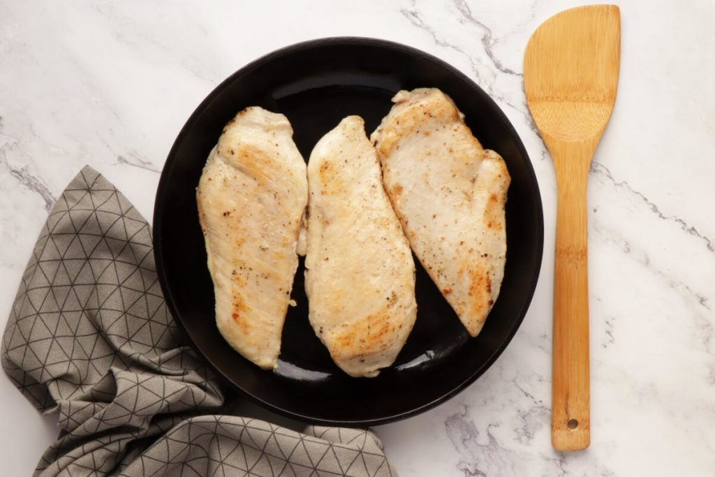 30-Minute Low-Carb Chicken recipe - step 3