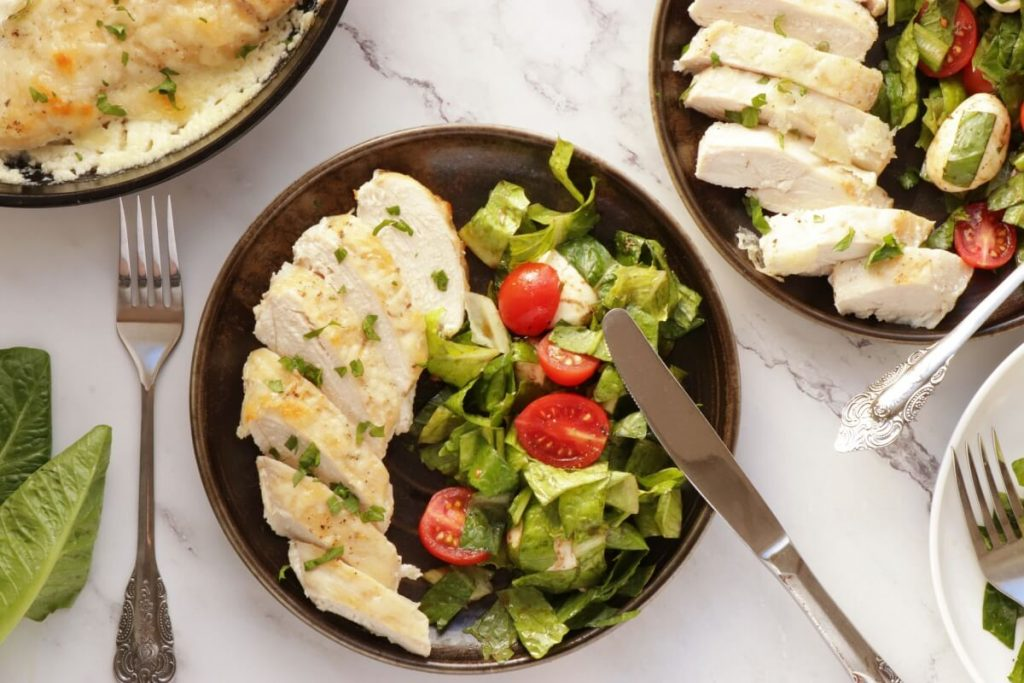 10 TOP Low Carb Chicken Dinners