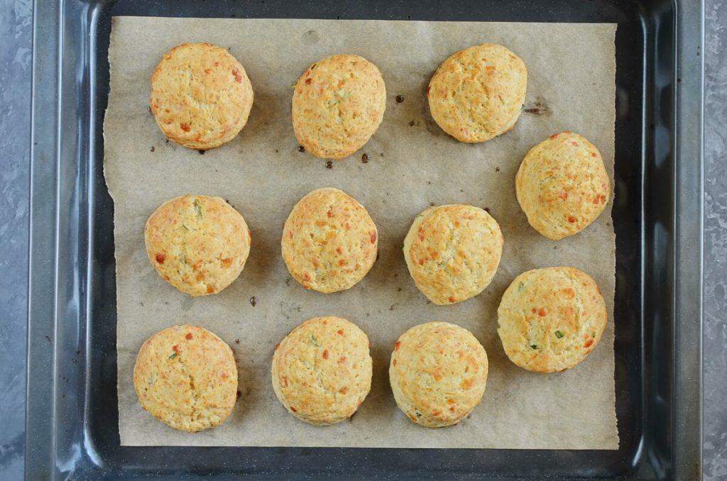 British Cheddar and Rosemary Scones recipe - step 8