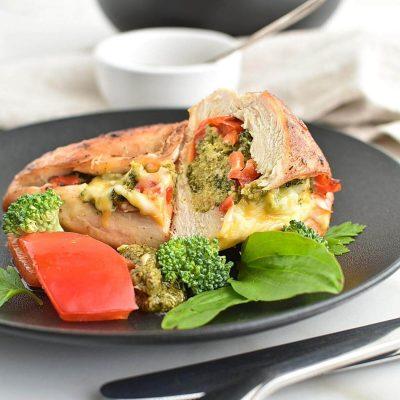 Broccoli Cheese Stuffed Chicken Recipes–Homemade Broccoli Cheese Stuffed Chicken–Easy Broccoli Cheese Stuffed Chicken
