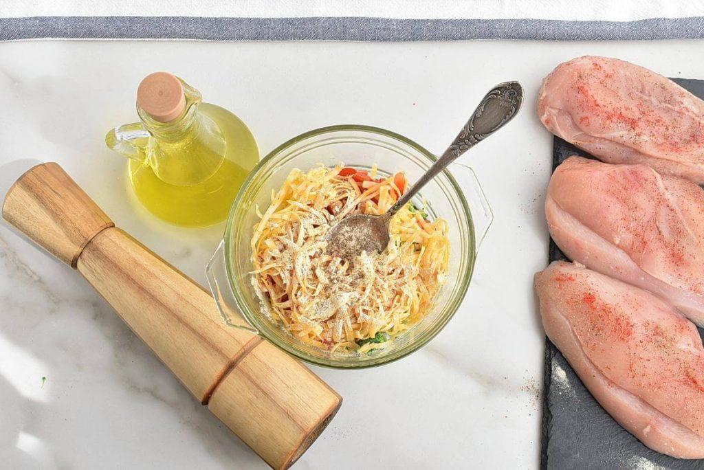 Broccoli Cheese Stuffed Chicken recipe - step 5