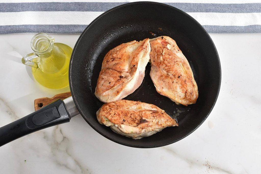 Broccoli Cheese Stuffed Chicken recipe - step 7
