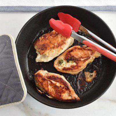 Broccoli Cheese Stuffed Chicken recipe - step 8