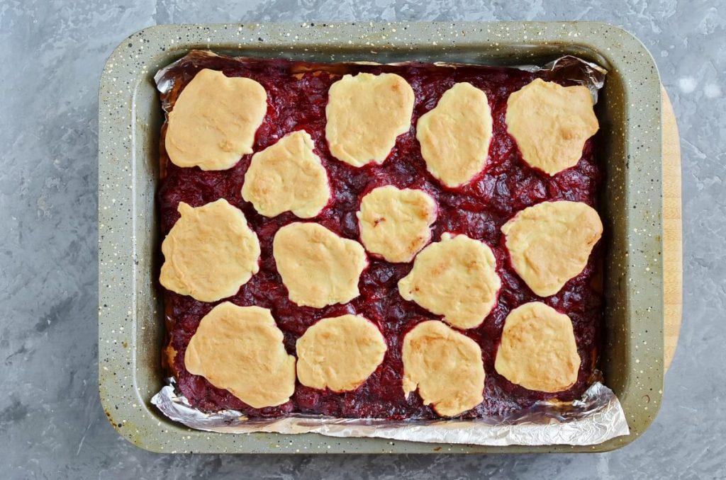 Cherry Kuchen Bars recipe - step 8