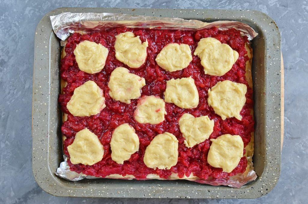 Cherry Kuchen Bars recipe - step 7
