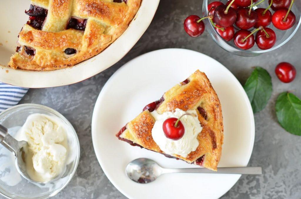 How to serve Cherry Pie