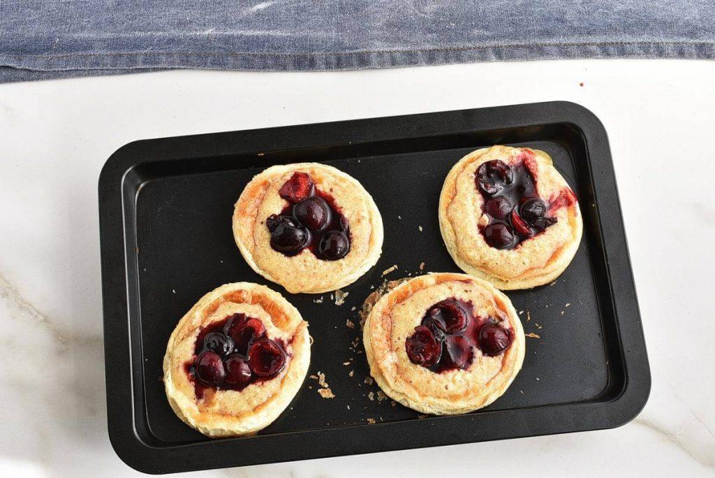 Cherry Jam & Almond Galettes recipe - step 6
