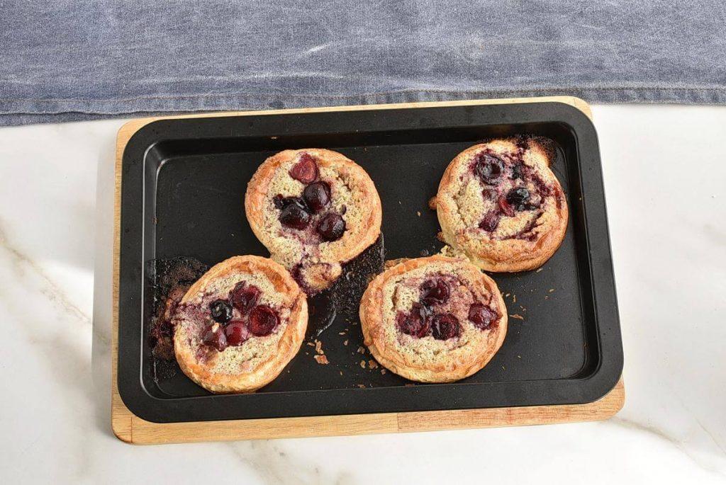 Cherry Jam & Almond Galettes recipe - step 7