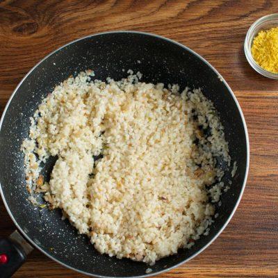 Courgette & Lemon Risotto recipe - step 3